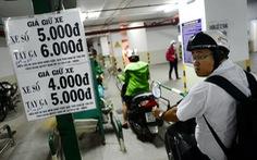 Tăng giá giữ xe để hạn chế ôtô cá nhân, tại sao không?