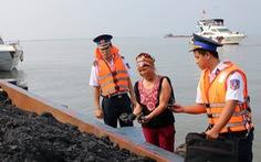 Chặn buôn lậu trên vùng biển Đông Bắc
