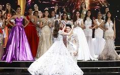 Vương miện Tân Hoa hậu hoàn vũ có gì?