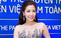 Á hậu Khánh Phương đồng hành cùng Hoa hậu biển