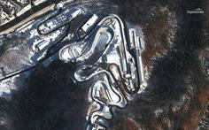 Ngắm ảnh vệ tinh các địa điểm Olympic mùa đông Pyeongchang
