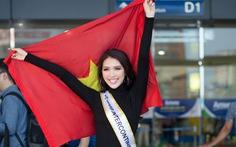 Tường Linh quyết vào top 5 Hoa hậu Liên lục địa 2017