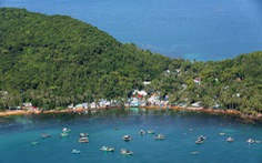 Nam Phú Quốc: Ngắm thiên đường du lịch từ trên cao