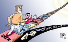 Liệu pháp đường sách giảm tiêu cực