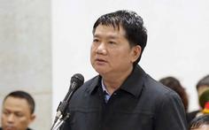 Ông Đinh La Thăng băn khoăn khi bị thêm tội, tăng nặng