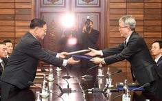 Trung Quốc, Nga phản ứng  cuộc họp về Triều Tiên