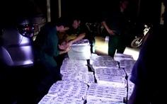 Đặc nhiệm biên phòng miền Nam đánh án ma túy