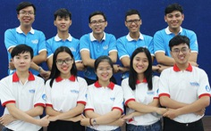 10 gương mặt tranh tài 'Thủ lĩnh trẻ sinh viên' TP.HCM'
