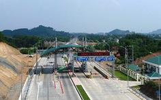 Thu phí tuyến đường BOT Thái Nguyên - Chợ Mới từ ngày 25-1
