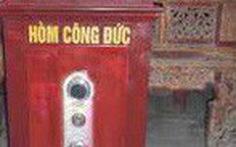 Phạt công ty đưa khách Trung Quốc vào chùa, trục lợi tiền công đức