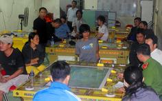 Bắt tụ điểm cờ bạc trá hình game bắn cá tại TP Biên Hòa
