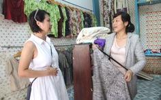 Làng dệt lụa Mã Châu hồi sinh