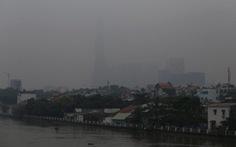 Mù bao phủ, cách nào đo độ ô nhiễm ở Sài Gòn?
