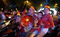 Trận đấu hay nhất của bóng đá Việt Nam!