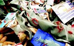 Lạ lùng nghề đánh bắt cá mập ở Chile