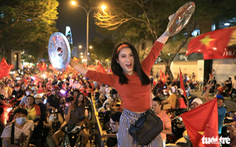 Hàng không xin thêm máy bay đi cổ vũ tuyển U23 Việt Nam