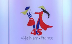 Cô bé lớp 8 giành giải nhất thiết kế biểu tượng ngoại giao Việt Nam - Pháp