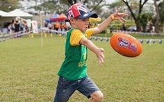 Ngày hội gia đình nhân Quốc khánh Úc tại TP.HCM