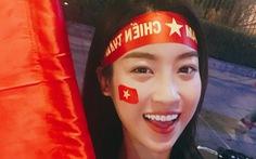 Hoa hậu Mỹ Linh không sang xem U23 thi đấu vì 'fan không muốn thế'