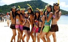 Bạn đến 10 đảo đẹp ở châu Á chưa?