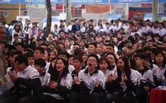 Thanh Hóa: sôi động với hàng ngàn học sinh