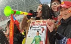 Chúc mừng U-23 Việt Nam đoạt á quân