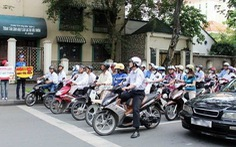 Sáng 31-1, hạn chế lưu thông một số tuyến đường phục vụ Lễ kỉ niệm 50 năm Mậu Thân