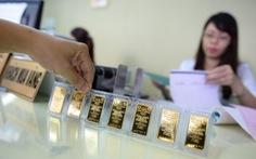 Giá vàng giảm xuống dưới 37 triệu đồng/lượng