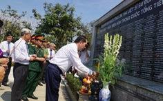 Chủ tịch nước thăm gia đình thương binh, liệt sĩ ở Đồng Nai