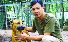 'Tuấn Chó' và hành trình gian nan bảo tồn chó xoáy Phú Quốc