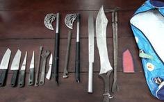 Phá nhóm trộm 4 tháng 30 lần bẻ khóa nhà dân