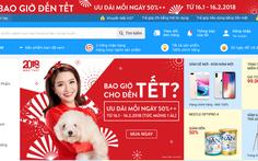 Một công ty Trung Quốc đầu tư vào Tiki.vn
