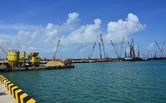 Báo cáo Thủ tướng việc giao 180ha biển nhận chìm chất nạo vét