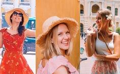 Việt Nam rực rỡ trong mắt  3 nữ blogger nổi tiếng