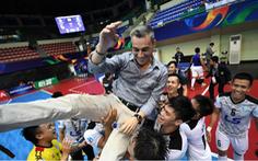Futsal Việt Nam được thế giới vinh danh ở ba hạng mục