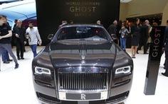 Thế giới mua hơn 4.000 siêu xe 'triệu đô' Rolls-Royce năm 2018