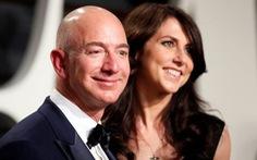 Li dị vợ, 137 tỉ USD của người giàu nhất thế giới mất một nửa