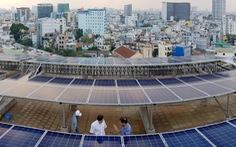 Đang đề xuất nhiều chính sách khuyến khích dân lắp điện mặt trời
