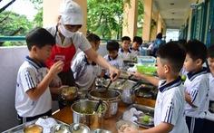 Nâng cao chất lượng bữa ăn học đường tại Bà Rịa - Vũng Tàu