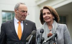 Ông Trump nói đàm phán ngân sách với đảng Dân chủ chỉ tốn thời gian