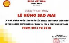 Sản phẩm dầu bánh răng thế hệ mới của Shell – Omala S2 GX