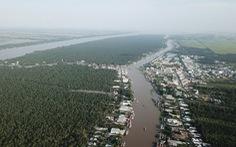 Dự án thủy lợi Cái Lớn - Cái Bé đã được phê duyệt