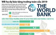 WB hạ dự báo tăng trưởng toàn cầu 2019