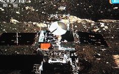 'Thỏ Ngọc' của Trung Quốc gửi về lời chào từ Mặt trăng