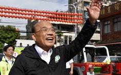 Lãnh đạo mới của hành pháp Đài Loan thừa nhận 'nhiệm vụ đầy khó khăn'