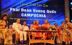 Đoàn kết, hữu nghị để nhân dân hai nước phát triển kinh tế