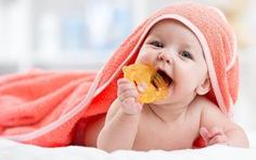 Chăm sóc răng cho trẻ