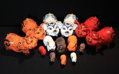 Minh Long ra mắt bộ sưu tập Tân Niên Bách Lộc
