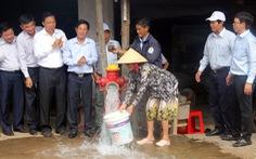 TP.HCM tăng khả năng cấp nước sạch cho Long An