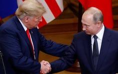 Ông Trump phủ nhận giấu chi tiết nói chuyện trực tiếp với ông Putin